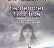 Book cover for the 2015 release of September Sacrifice.