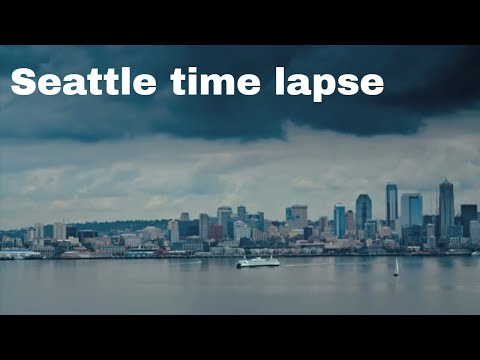 Seattle time lapse / September 14, 2011