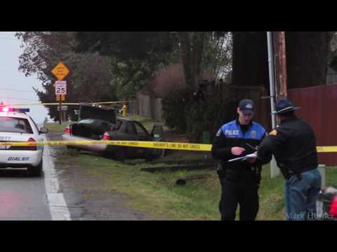 High-speed chase ends with suspect shot — Suspect shot