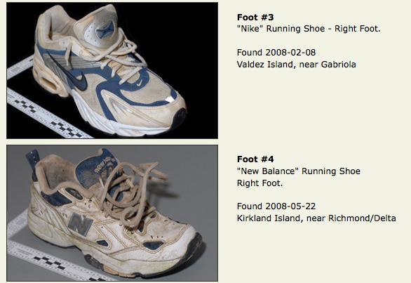 Shoes 3 & 4