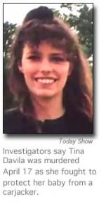 Photo of Tina Davila smiling.