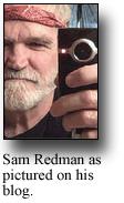 Photo of Sam Redman.