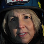 Public Information Officer Leslie Hynes, Snohomish County Fire District 1