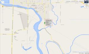 Google Maps (screen shot)